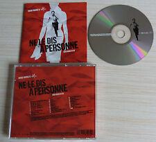 CD ALBUM BOF NE LE DIS A PERSONNE BOF FILM M (MULTIMEDIA) 24 TITRES + BONUS 2006