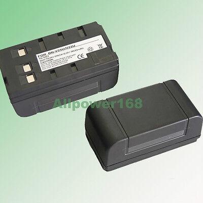 BN-V22 BN-V20US Bateria 4000mAh para JVC BN-V20 BN-V20U