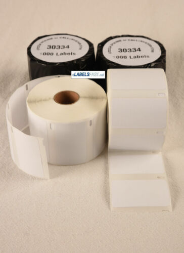 Dymo ® LabelWriter compatible 30334 Multi-Purpose adhésif 1000 étiquettes par rouleau
