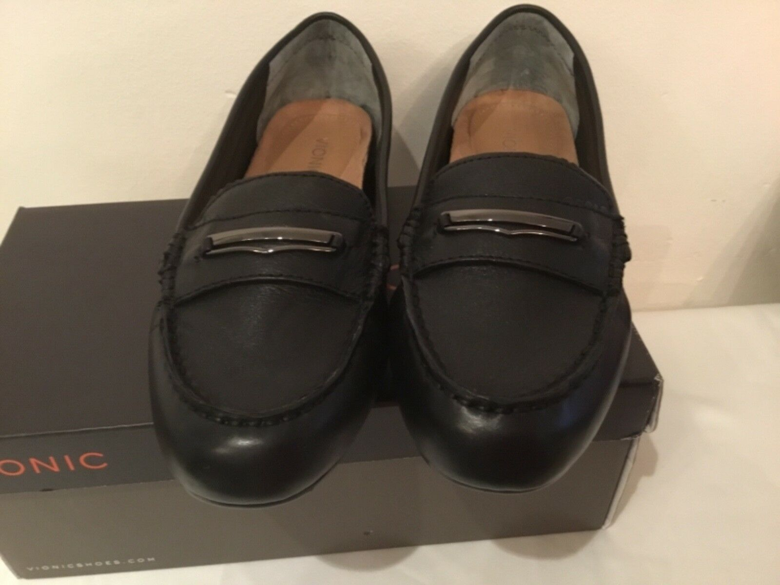 Vionic Orthotic Honor Honor Honor Ashby Leather Loafer w  FMT Technology- choose a colour f863cc