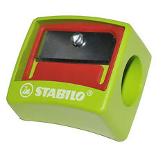17 mm sortiert transluzent STABILO Spitzer extradick 1fach Stift-Ø