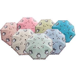 Cute-Anti-UV-Windproof-Portable-Compact-Umbrella-Totoro-Anime-Folding-Umbrella