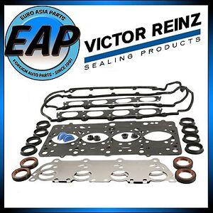For-A6-A8-S6-S8-VW-Phaeton-Touareg-V8-Victor-Reinz-OEM-Cylinder-Head-Gasket-Set