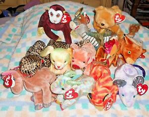 Image is loading Complete-Set-12-Chinese-Zodiac-TY-Beanie-Babies- 8a043d542b18