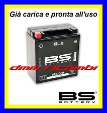 Batteria BS SLA Gel MOTO GUZZI GRISO 850 06>10 carica pronta all'uso 2006 2010