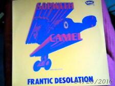 SOPWITH CAMEL-FRANTIC DESOLATION VINYL