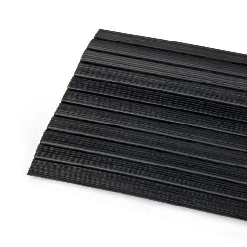 5m CAOUTCHOUC JOINT DE PORTE DE GARAGE seuil sol protection 80mm x 15mm