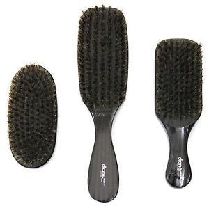 Diane The Original 100 Boar Bristle Hair Brush Palm Club