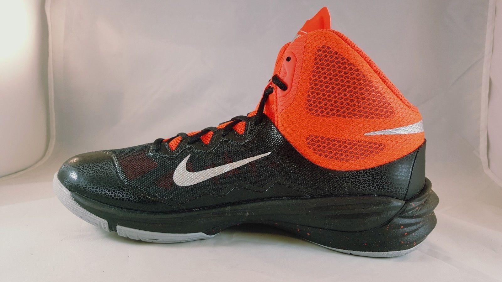 Nike Prime Hype DF II Men's Basketball Shoe 806941 006 Size 14