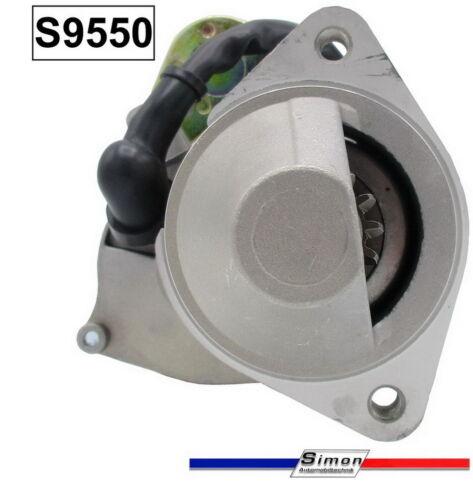 Anlasser Starter für Honda Motor GX340 GX390 14 Zahn Ritzel