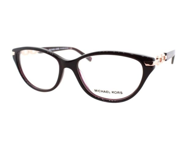 ceb06baafa3a Michael Kors Eyeglasses MK 4020b 3040 Pink Sparkle 52mm for sale ...