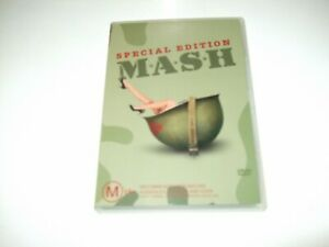 M-A-S-H-Mash-Special-Edition-DVD-Free-Postage