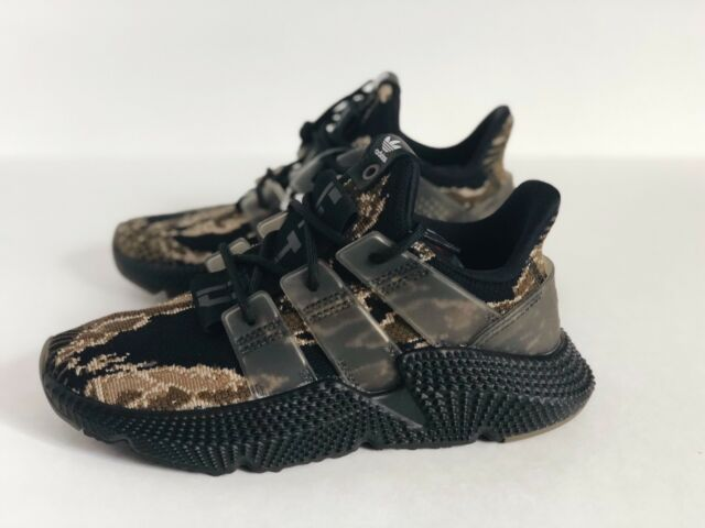 promo code 368e0 63e75 ADIDAS x UNDEFEATED PROPHERE [SZ 4.5 - 5.5 MEN] TIGER CAMO BLACK GREEN DS  AC8198