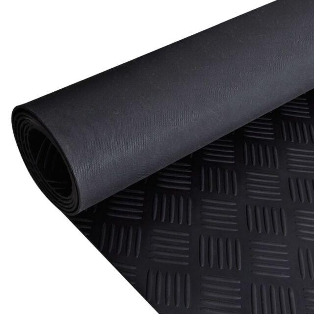 Rubber Floor Mat Anti Slip 2 X 1 M