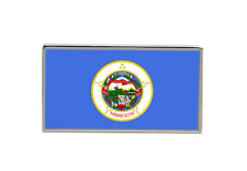 Minnesota Drapeau USA Insigne de Goupille de Revers