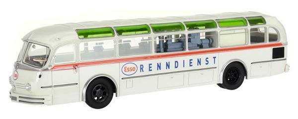 SCHUCO MERCEDES BENZ O6600 H ESSO modèle BU 1 43 450896700