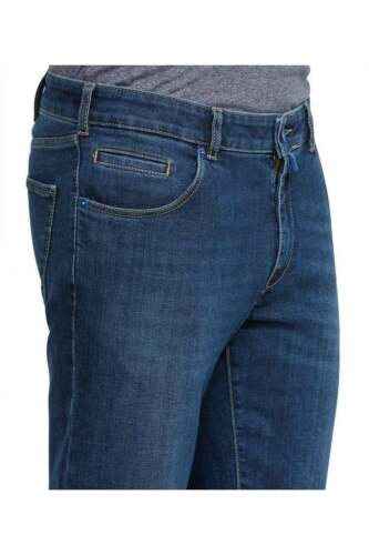 Denim Regular Blue Stone Stretch Jeans M5 Meyer qt8wZTx77