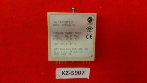 Dataforth scm5b32-01 Analogico current input módulos