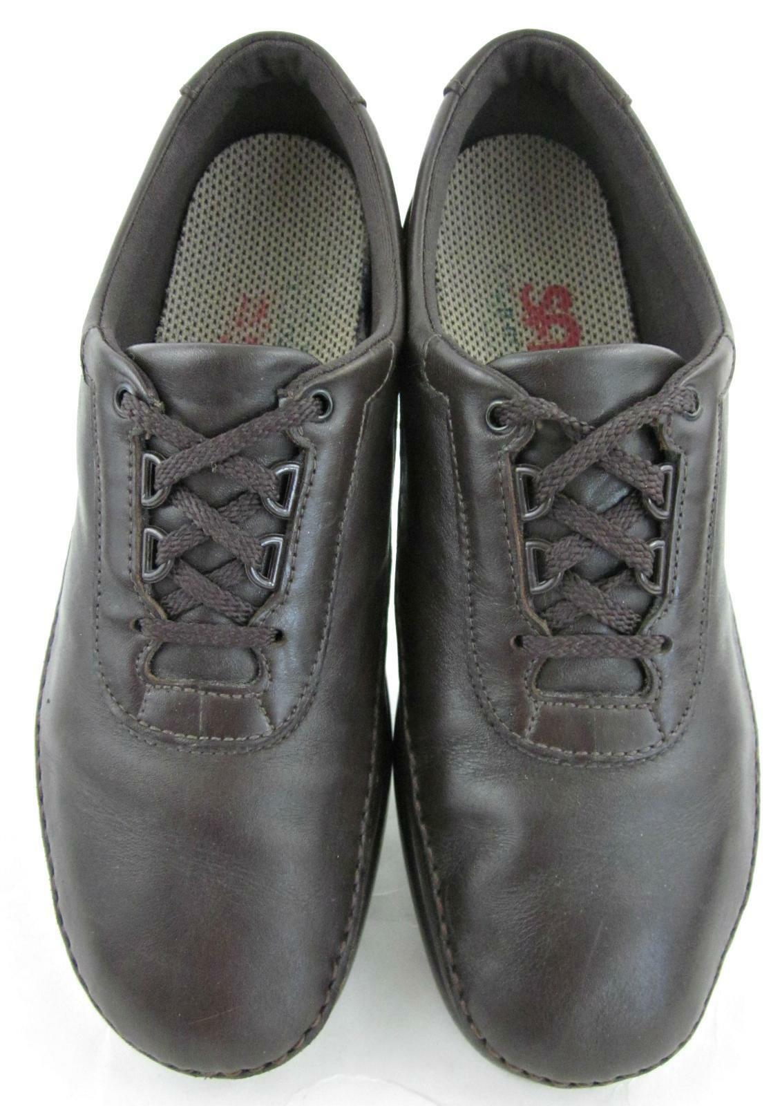 SAS 'Traveler' Damenschuhe Walking Schuhes US Braun Leder US Schuhes 8.5M 1f2b06