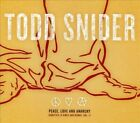 Peace, Love and Anarchy: Rarities, B-Sides and Demos, Vol. 1 by Todd Snider (CD, May-2010, Oh Boy)