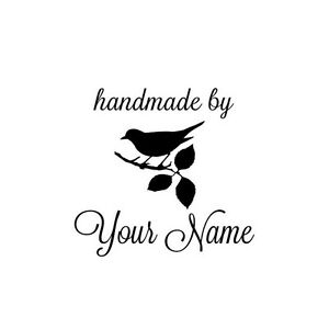 PERSONALIZED-CUSTOM-MADE-SCRAPBOOK-NAME-RUBBER-STAMPS-UNMOUNTED-H57