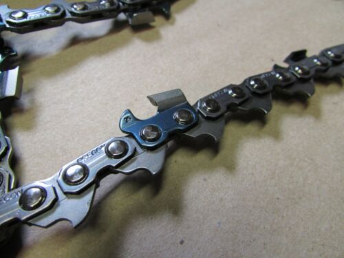 "2 Oregon 32/"" 75JGX105G Full Chisel Skip Tooth Chainsaw Chain 3//8 .063 105 DL"