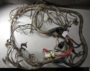 80 porsche 928 wiring harness right left head light wiring harness rh ebay com porsche 928 fuel injector wiring harness Model A Wiring Harness