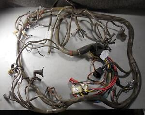 80 porsche 928 wiring harness right & left head light wiring harness porsche 944 turbo image is loading 80 porsche 928 wiring harness right amp left