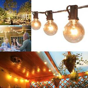 50-FT-Outdoor-Festoon-Globe-String-Fairy-Lights-G40-Bulbs-Garden-Wedding-Home