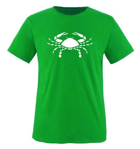 Kinder T-ShirtAstrologie Esoterik Neu Comedy Shirts Krebs Sternzeichen