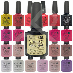 CND-Shellac-UV-Nail-Polish-Choose-from-ANY-NEW-Colours-Base-Coat-or-Top-Coat
