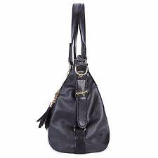 Fashion Women Handbag Purse Lady's Tote Hobo PU Leather Messenger Shoulder Bag