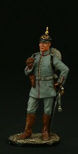 Tin-soldier-Museum-TOP-German-Infantry-Officer-1914-54-mm-WWI-Great-War