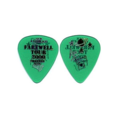 Ace Frehley KISS Trenton City Guitar Pick 0926 Farewell Tour