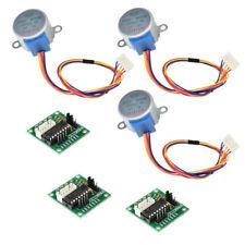 3//6 Sets 5V Stepper Motor 28BYJ-48 ULN2003 Driver Test Module Boar Arduino