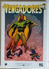 Los Vengadores 2. Grandes Heroes del Comic. Biblioteca el Mundo. Comic
