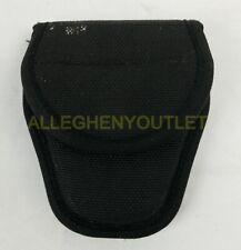 Bianchi Accumold Single Handcuff Case Black Vgc