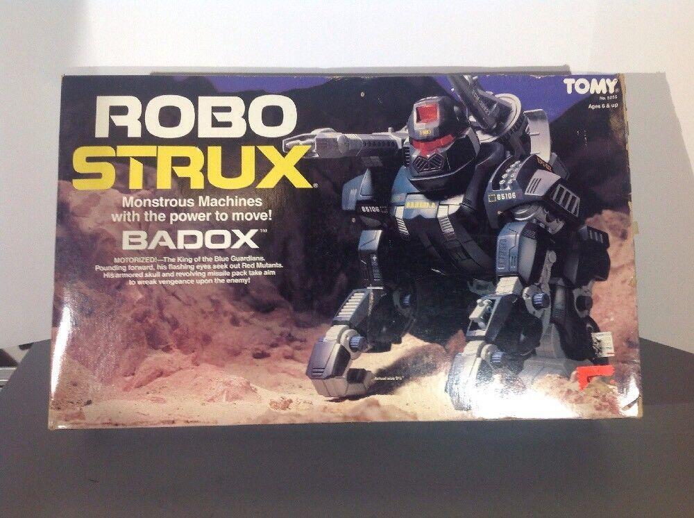 ROBO STRUX BADOX SUPER RARE BNIB