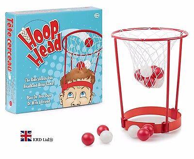 Hoop Head Gioco Bambini Famiglia Divertente Party Indoor Basket Ufficio Regalo Di Compleanno-mostra Il Titolo Originale Una Grande Varietà Di Merci