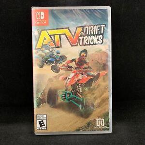 ATV-Drift-amp-Tricks-Nintendo-Switch-BRAND-NEW-Region-Free