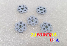 5pc 3535 High Power 850nm Infrared Led Light Ir Led Chip With 20mm Star Pcb