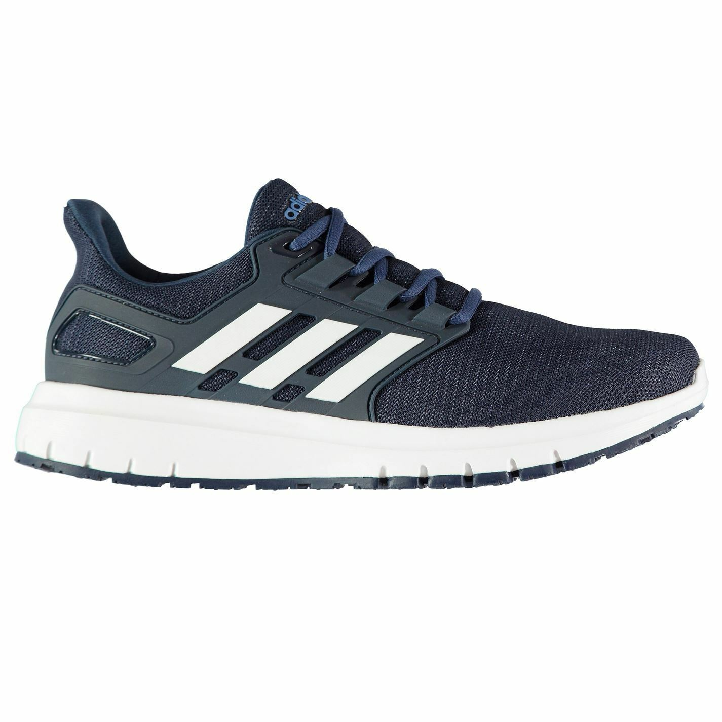 Adidas Energy Cloud 2 Running shoes Mens Navy White Fitness Trainers Sneakers
