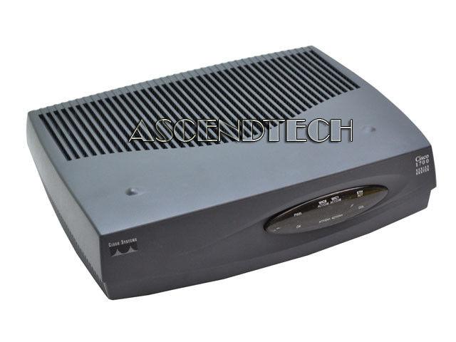Cisco 1720 1-Port 10/100 Wired Router (CISCO1720)   eBay