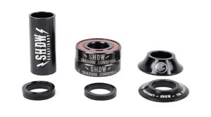 SHADOW CONSPIRACY STACKED MID BB KIT 22mm BMX BIKE BICYCLE BOTTOM BRACKET BLACK