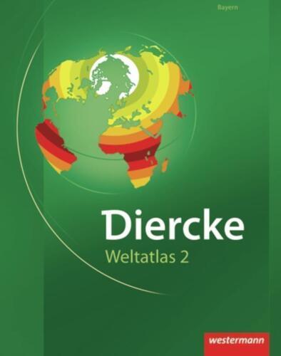 1 von 1 - Diercke Weltatlas 2 (2008)