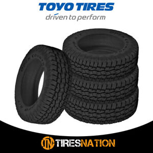4-New-Toyo-Open-Country-A-T-II-285-70-17-117T-All-Terrain-Tire