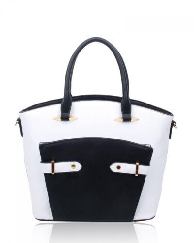 Women/'s Large Tote Bags Designer Faux Leather Shoulder Bag Handbags For Women A4