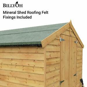 Roofing Felt Premium Green Mineral Wooden Shed Felt