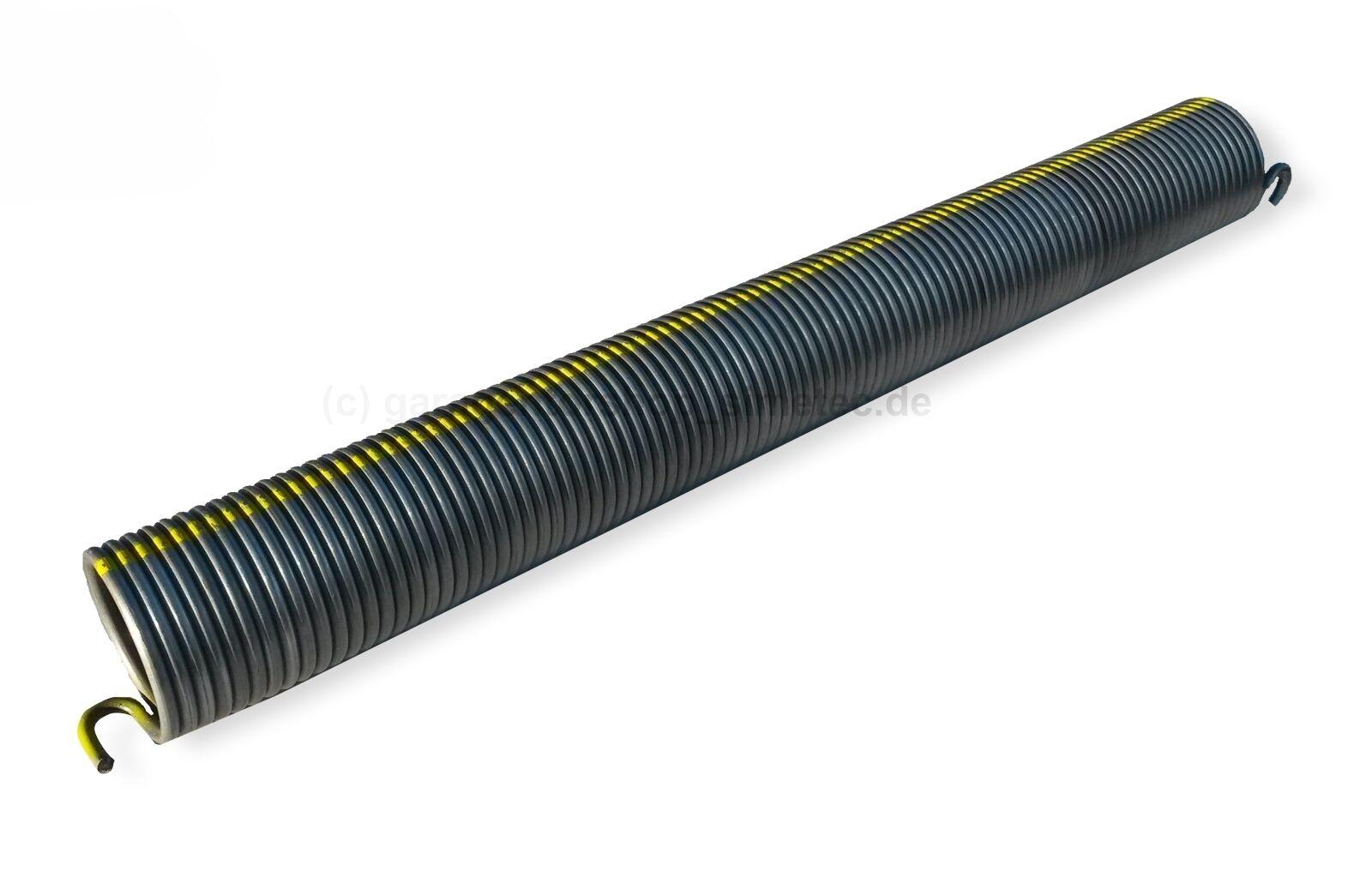 Torsionsfeder kompatibel zu Hörmann ersetzt L725   L36 Garagentorfeder Torfeder