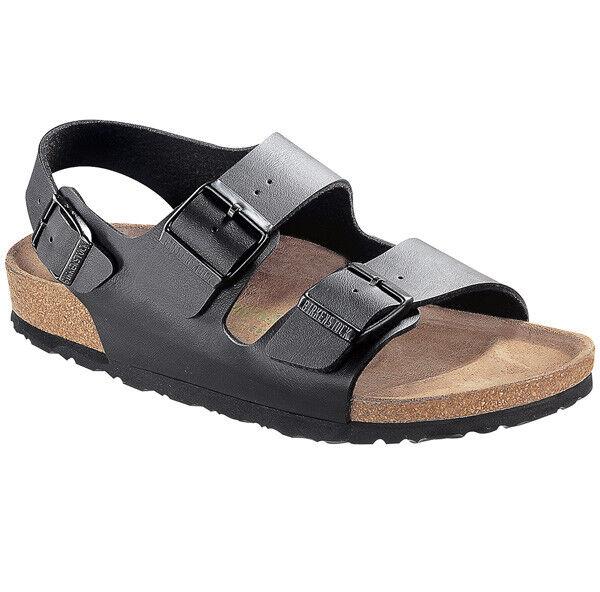 Birkenstock Milano Birko-Flor Schuhe Sandale Sandalette 034791 Weite normal